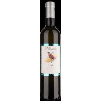 Grappa di Moscato Bricco Quaglia (41% Vol.), La Spinetta (50cl)