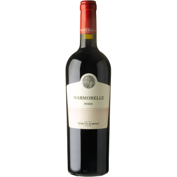 Marmorelle, Rosso del Salento IGT 2017, Tenute Rubino (75cl)