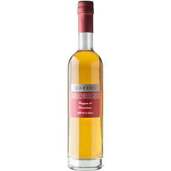 Grappa di Cannonau Affinata in Legno (43% Vol.), Gabbas (50cl)