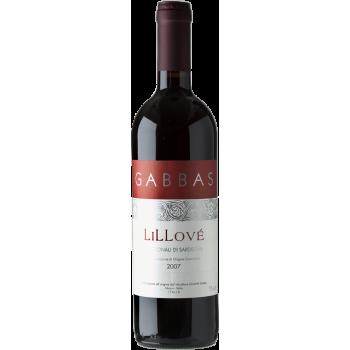 Lillove, Cannonau di Sardegna DOC 2019, Gabbas (75cl)