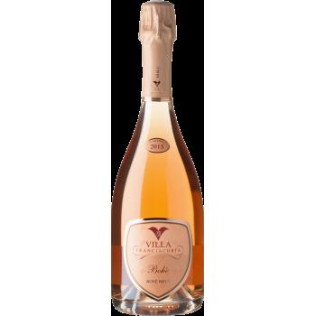 Boké, Franciacorta Rosé Brut DOCG 2015, Villa (75cl)