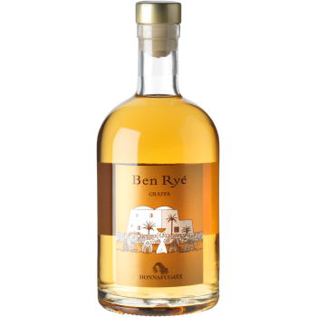 Grappa di Ben Ryé (42% Vol.), Donnafugata (50cl)