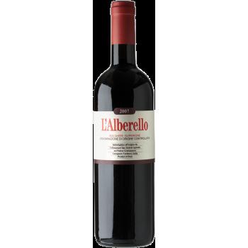 L'Alberello, Rosso Bolgheri Superiore DOC 2017, Podere Grattamacco (75cl)