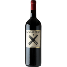 Caberlot, Rosso Toscana IGT 2015, Podere il Carnasciale (150cl)
