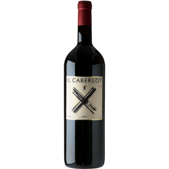 Caberlot, Rosso Toscana IGT 2015, Podere il Carnasciale (300cl)