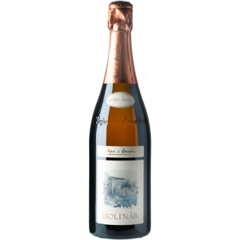 Molinar, Rosé Extra Brut Metodo Classico 2016, Pojer & Sandri (75cl)
