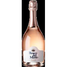 Spumante Rosé Brut (Prosecco Rosé), Bosco del Merlo (75cl)