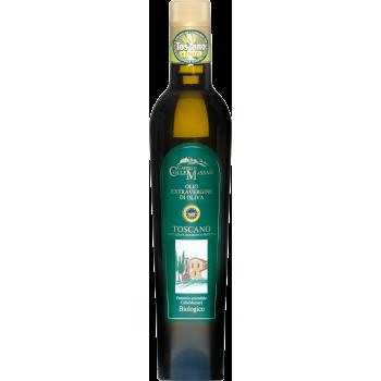 Olio Extra Vergine d'Oliva BIO IGP (Ernte 2019), Collemassari (50cl)